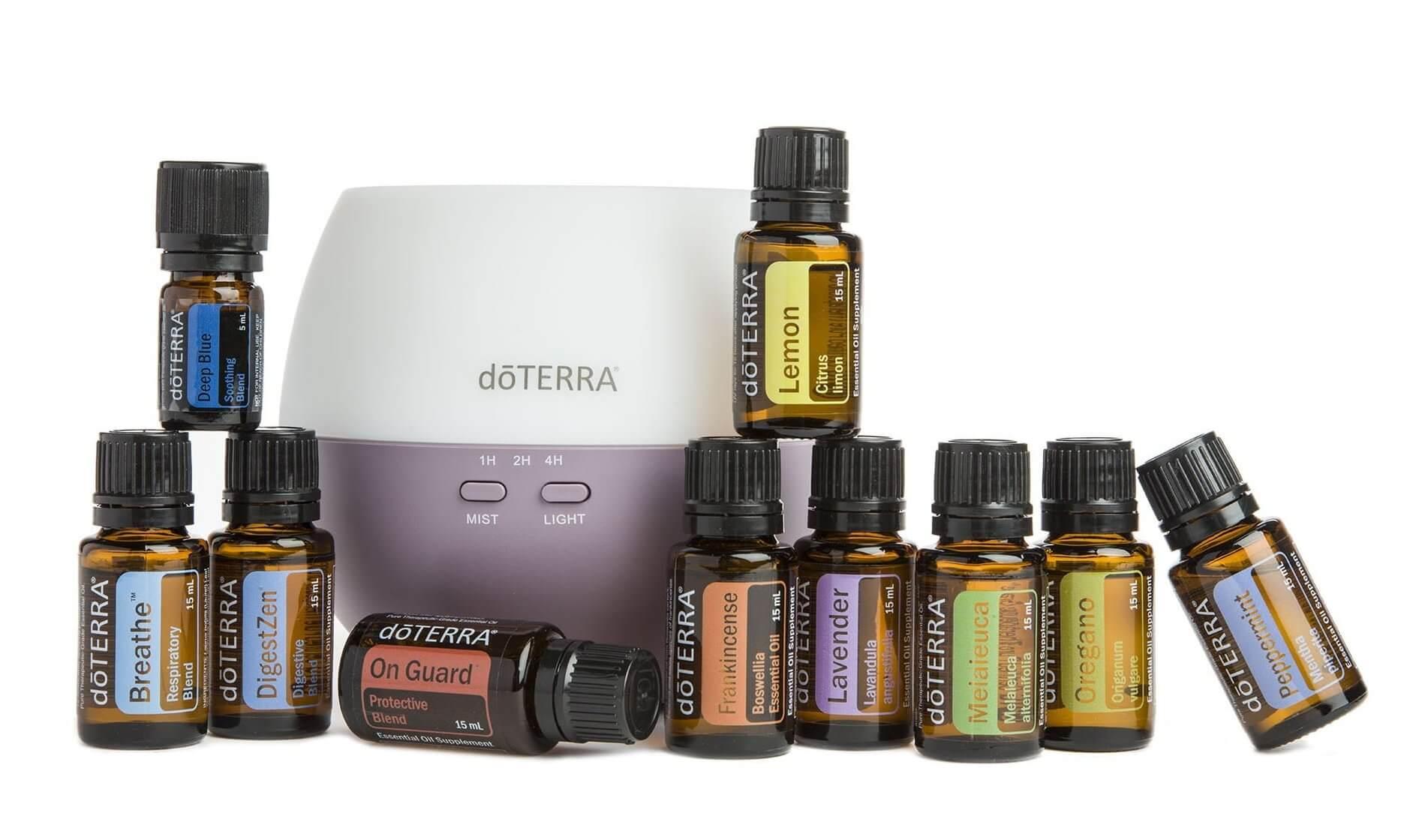doterra home essentials kit