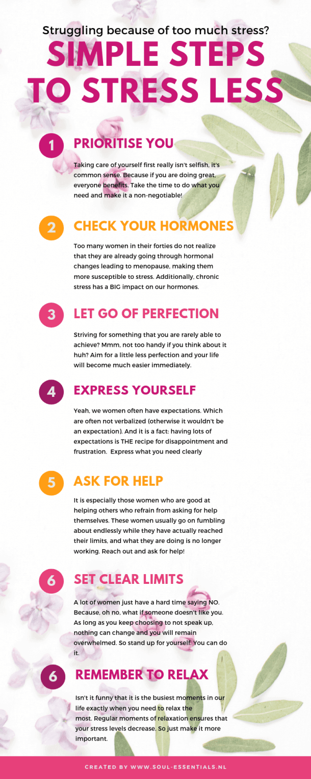 7 ways to stress less soul essential oils